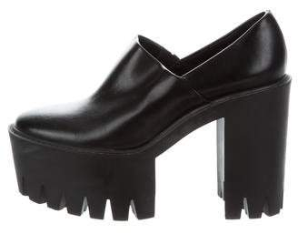 Stella McCartney Monster Vegan Leather Booties