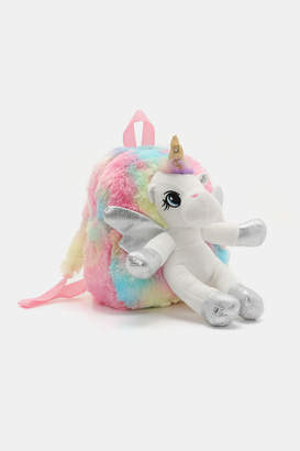 Ardene Plush Unicorn Backpack