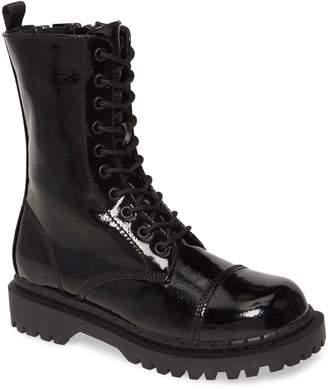 Jeffrey Campbell Kicka Combat Boot