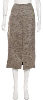 The Row Woven Midi Skirt w/ Tags