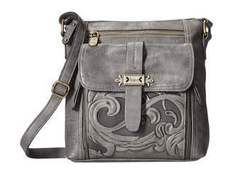 b.ø.c. Millstone Crossbody w/ Organizer Cross Body Handbags