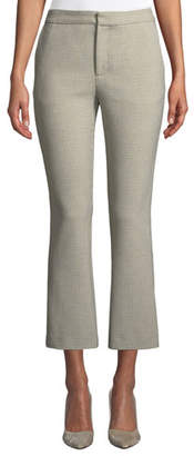 Joie Tabanica Cropped Flare-Leg Pants