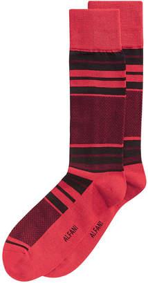 Alfani Men's Colorblocked Dress Socks