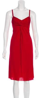 Graham & Spencer Sleeveless Midi Dress