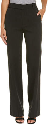 Vince Wide Leg Wool-Blend Trouser