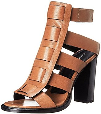Calvin Klein Jeans Women's Dailyn Fisherman Dress Sandal $149 thestylecure.com