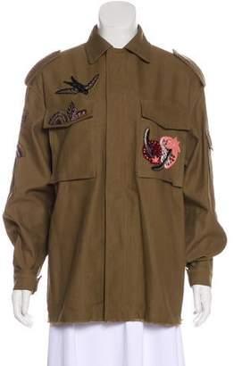 Valentino 2017 Embellished Jacket
