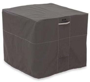 Classic Accessories® Ravenna Square Air Conditioner Cover in Dark Taupe