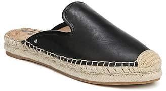 Sam Edelman Women's Kerry Leather Espadrille Mules