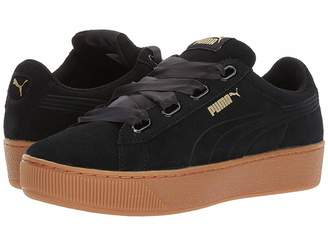 Puma Vikky Platform Ribbon Women's Shoes