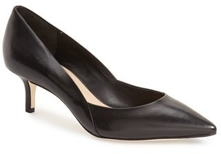 Women's Via Spiga 'Medora' Pointy Toe Pump $195 thestylecure.com