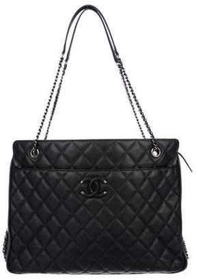 Chanel 2016 CC Tote