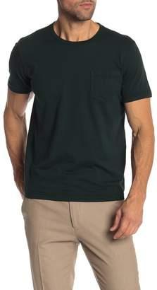 Brooks Brothers Short Sleeve Knit Pocket Tee