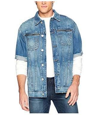 True Religion Men's Turner Short Sleeve Denim Jacket