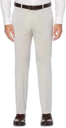 Perry Ellis Slim-Fit Stretch End-On-End Dress Pants