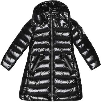 Moncler Enfant Moka quilted down coat