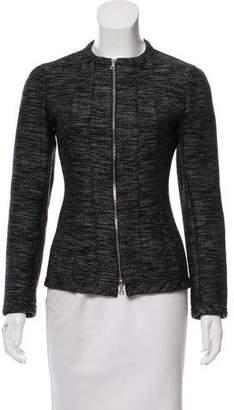 Narciso Rodriguez Wool Tweed Jacket