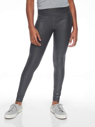 Athleta Girl Chit Chat Shine Tight