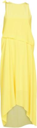 Cédric Charlier 3/4 length dresses