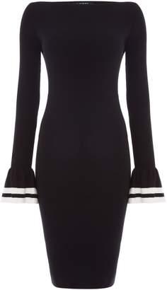 Lauren Ralph Lauren Elizina long sleeve casual dress