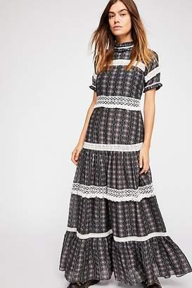 Carolina K Catalina Maxi Dress