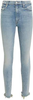 Mother Stunner Walking On Water Ankle Chew Jeans