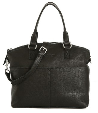 American Leather Co. Carrie Leather Shoulder Bag