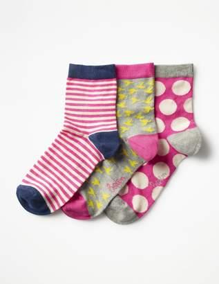 Boden Three Pack Socks