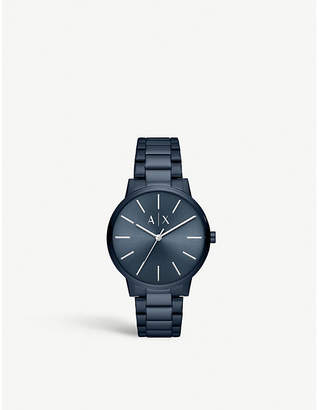 Armani Exchange AX2702 stainless steel watch