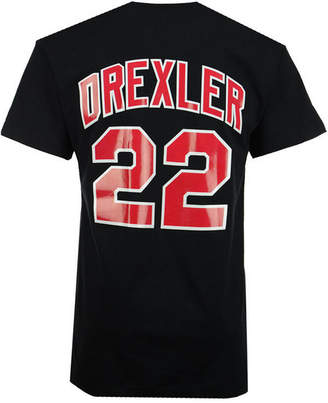 Mitchell & Ness Men Clyde Drexler Portland Trail Blazers Hardwood Classic Player T-Shirt