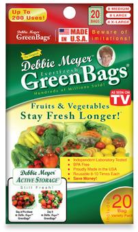 Meyer As Seen on TV Debbie Green Bags™