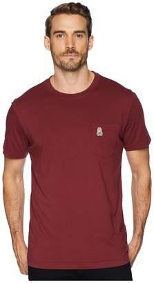 Psycho Bunny Garment Dye Tee Shirt Men's T Shirt