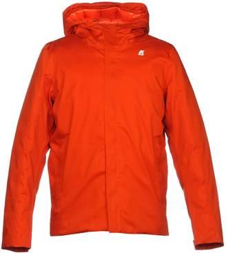 K-Way Down jackets