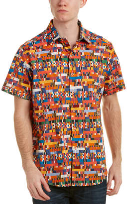 Robert Graham Friess Classic Fit Woven Shirt