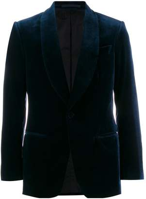 Ermenegildo Zegna formal shawl-lapel blazer