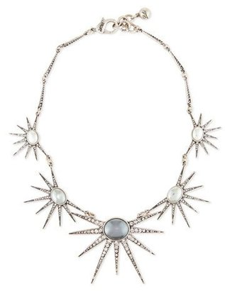 Lulu Frost Zenith Graduated Statement Necklace $425 thestylecure.com
