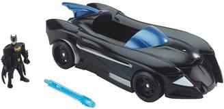 Mattel Justice League Action Batmobile & Batjet