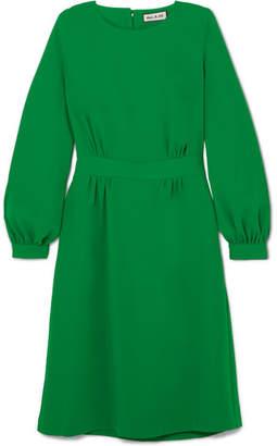 Paul & Joe Voyage Belted Twill Dress - Green