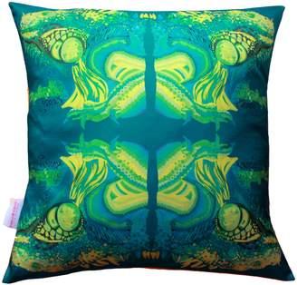 Chloé Croft - Illusive Iguana Cushion