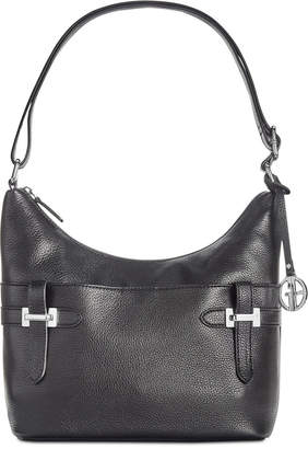 Giani Bernini Bridle Leather Hobo, Created for Macy's