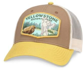 American Needle Barley 2 National Park Trucker Cap