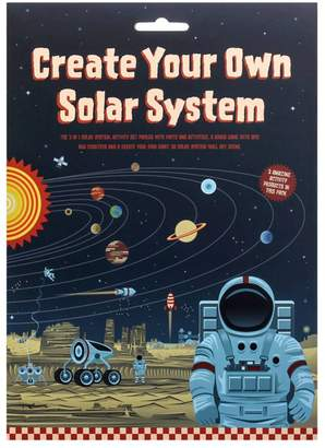 Your Own Clockwork Soldier Create Solar System