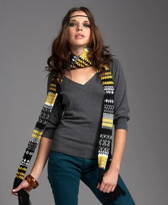 Fab 3Q V-Neck Sweater
