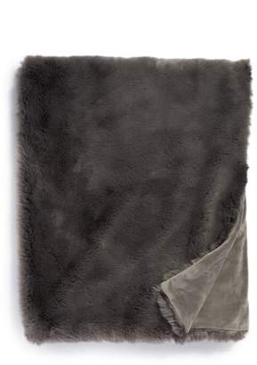 Nordstrom Cuddle Up Faux Fur Throw Blanket