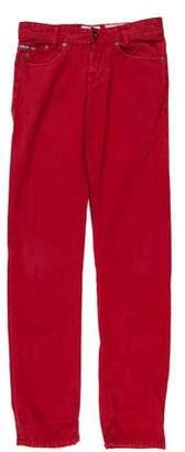 Dolce & Gabbana Skinny Five-Pocket Pants