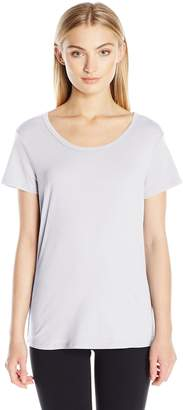 Danskin Women's Essential Short Sleeve Tee