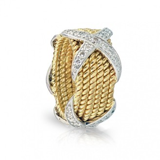 Tiffany & Co. Schlumberger Yellow Yellow gold Ring