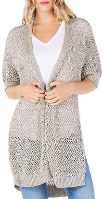 Michael Stars Open Weave Cardigan