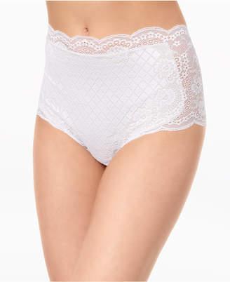 Leonisa Tummy-Compression Lace Panty 012938