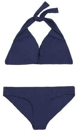 Africa Twist-Front Halterneck Bikini